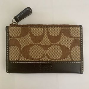 - Coach coin pouch FREE WITH PURCHASE